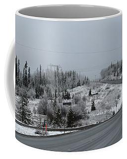 Burns Lake Bc Coffee Mug