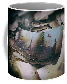Burnt Coffee Mug by Karen Stahlros