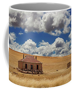 Burra Coffee Mug by Tim Nichols