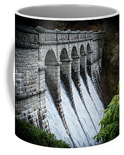 Burrator Reservoir Dam Coffee Mug