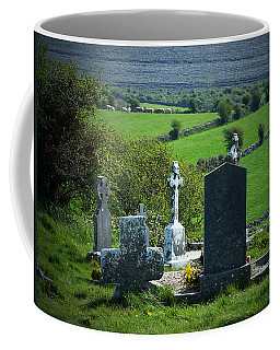 Burren Crosses County Clare Ireland Coffee Mug
