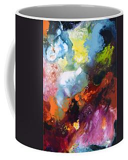 Burst Of Light Three Of Three Coffee Mug