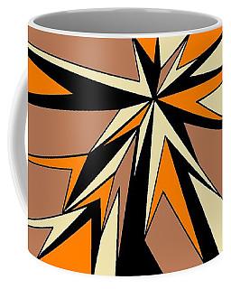Burst Of Orange 2 Coffee Mug
