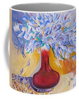 Burst Of Purple Coffee Mug