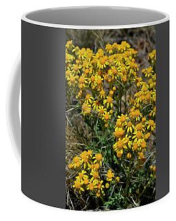 Burst Of Yellow Coffee Mug