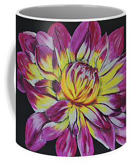 Bursting Bloom Coffee Mug