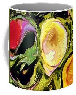Coffee Mug featuring the photograph Three Sisters by Kathie Chicoine