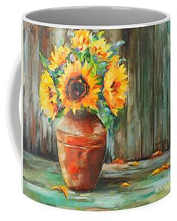 Bursts Of Sunshine Coffee Mug