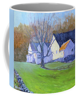 Burton Farm Coffee Mug