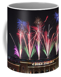 Busch Stadium Coffee Mug