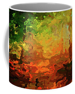 Bush Fire Coffee Mug