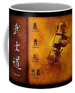 Bushido Way Of The Warrior Coffee Mug