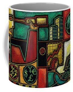 Business Planning Coffee Mug