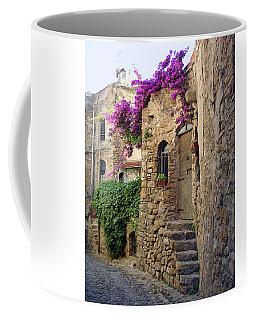 Bussana Vecchia Street Coffee Mug