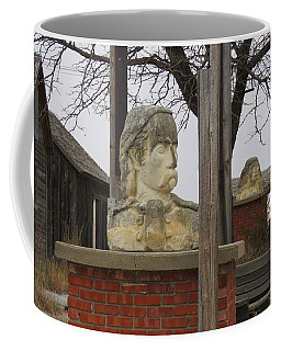 Busts In Frontier City Coffee Mug
