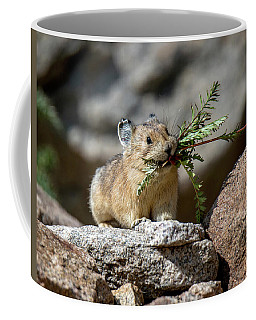 Busy As A Pika Coffee Mug