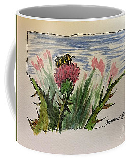 Busy Bumblebee  Coffee Mug