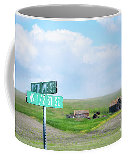 Busy Intersection Coffee Mug