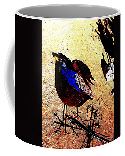 Coffee Mug featuring the photograph But It's A Dry Heat by Michelle Dallocchio
