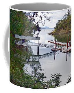 Butchart Bay Coffee Mug