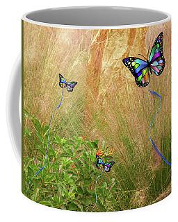 Buterflies Dream Coffee Mug