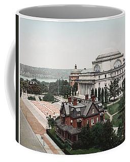 Butler Library At Columbia University Coffee Mug
