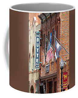 Butte Opera House In Colorado Coffee Mug by Catherine Sherman