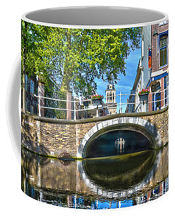 Butter Bridge Delft Coffee Mug