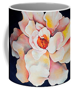 Butter Flower Coffee Mug