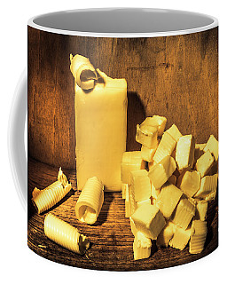 Buttering Up Coffee Mug