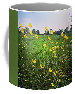 Buttercups Meadow Coffee Mug