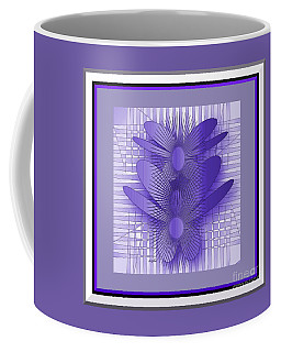 Coffee Mug featuring the digital art Butterflies #20   by Iris Gelbart