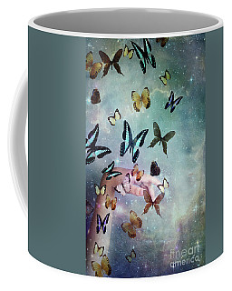 Butterflies Reborn Coffee Mug