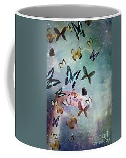 Butterflies Reborn Coffee Mug