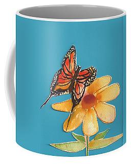 Butterflower Coffee Mug