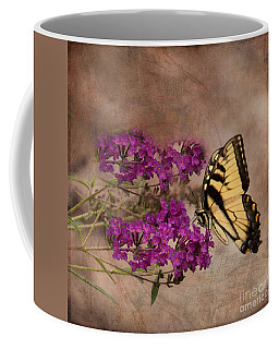 Butterfly , Eastern Tiger Swallowtail Coffee Mug