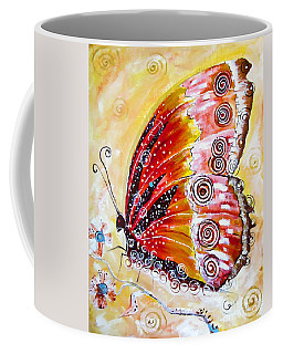 Butterfly 4240 Coffee Mug