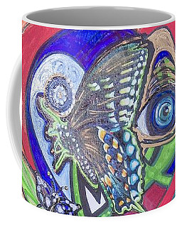 Butterfly And I Coffee Mug