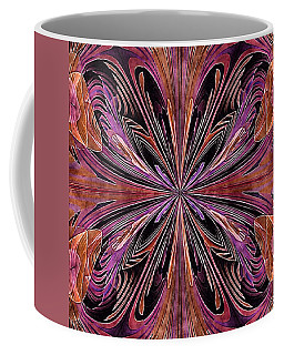 Butterfly Art Nouveau Coffee Mug