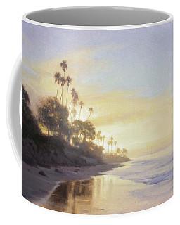 Butterfly Beach - Lifting Fog  Coffee Mug
