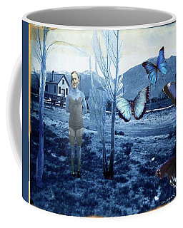 Butterfly Firing Squad Coffee Mug