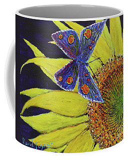 Butterfly Haven Coffee Mug