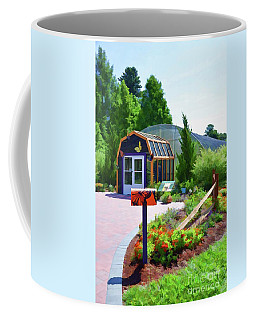 Butterfly House 1 Coffee Mug
