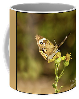 Butterfly In Bokeh Coffee Mug