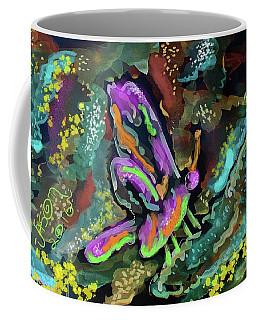Butterfly Coffee Mug by Jason Nicholas