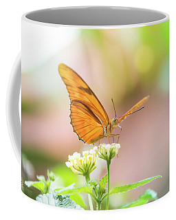 Butterfly - Julie Heliconian Coffee Mug