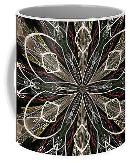 Butterfly Lace Coffee Mug