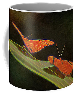 Butterfly Love 1a Coffee Mug
