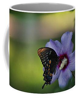 Butterfly Lunch Coffee Mug