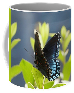 Butterfly Moment Coffee Mug
